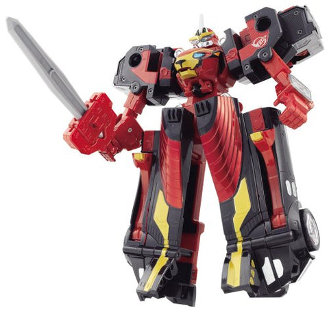 Image for Tokumei Sentai Go-Busters - CB-01 Go-Buster Ace - Buster Machine - DX (Bandai)