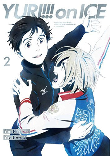 Image 1 for Yuri!!! on Ice - Vol. 2 - Limited Edition (Blu-Ray)
