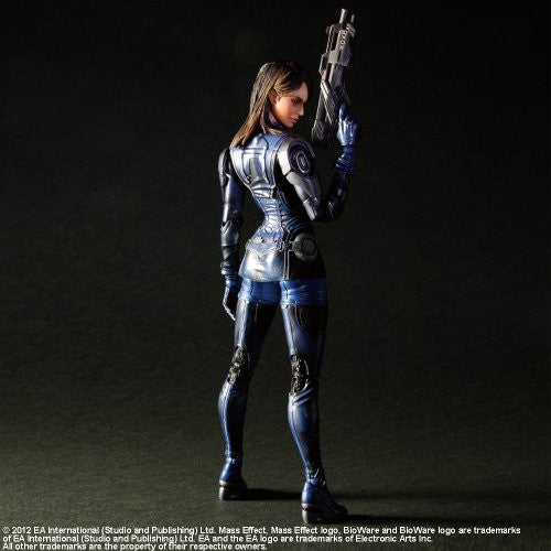 Image 5 for Mass Effect 3 - Ashley Williams - Play Arts Kai (Square Enix)