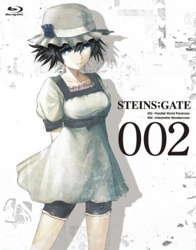 Image 2 for Steins;Gate Vol.2 [Blu-ray+CD Limited Edition]