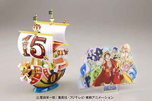 Image 2 for One Piece - Thousand Sunny - One Piece Grand Ship Collection - Thousand Sunny TV Anime 15th Anniversary (Bandai)