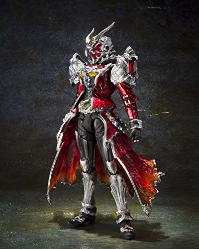 Image 2 for Kamen Rider Wizard - S.I.C. - Flame Dragon Style, All Dragon (Bandai)