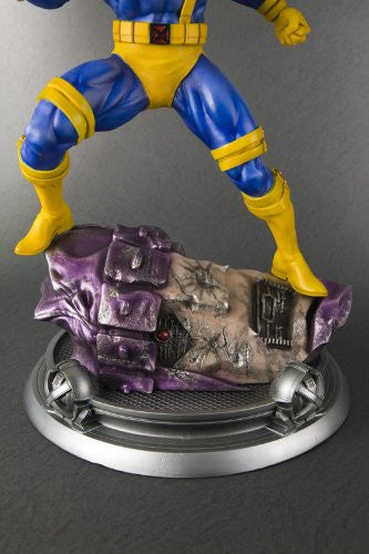 Image 11 for X-Men - Cyclops - Fine Art Statue - 1/6 - Danger Room Sessions (Kotobukiya)
