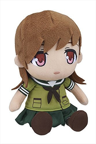 Image 2 for Kantai Collection ~Kan Colle~ - Ooi - Osuwari Plush (Ensky)