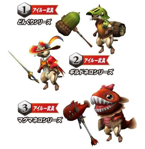 Image 2 for Monster Hunter Frontier G5 Premium Package