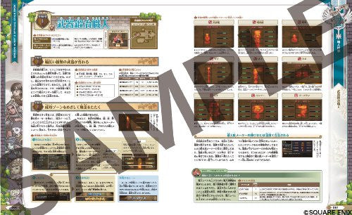 Image 2 for Dragon Quest X Mezameshi Itsutsu No Shuzoku Online Official Guide Book