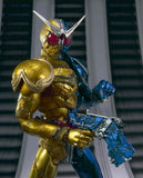 Thumbnail 5 for Kamen Rider W - Kamen Rider Double Heat Metal - S.I.C. #58 (Bandai)