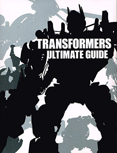 Image 1 for Transformers Ultimate Encyclopedia Guide Book