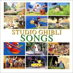 Image 1 for STUDIO GHIBLI SONGS
