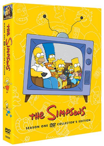 Image 1 for The Simpsons - The Complete First Season Collector's Edition [Limited Edition]