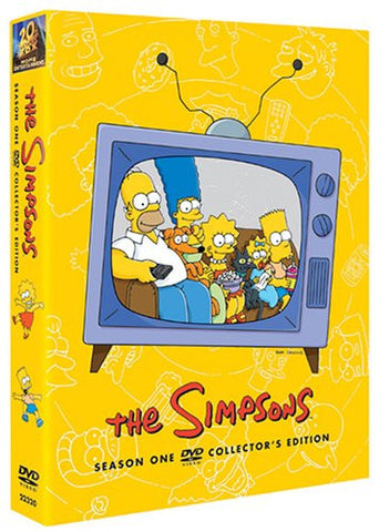 Image for The Simpsons - The Complete First Season Collector's Edition [Limited Edition]
