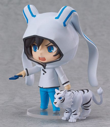 Image 5 for Devil Survivor 2 the Animation - Byakko - Kuze Hibiki - Nendoroid #351 (Good Smile Company)