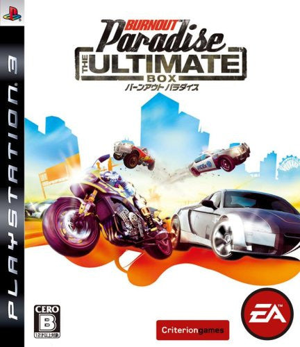 Image 1 for Burnout Paradise The Ultimate Box