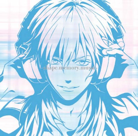Image for DRAMAtical Murder soundtrack -shape.memory.music-