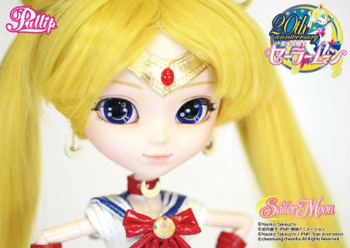 Image 7 for Bishoujo Senshi Sailor Moon - Luna - Sailor Moon - Pullip P-128 - Pullip (Line) - 1/6 (Groove)