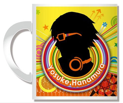 Image 1 for Persona 4: the Golden Animation - Hanamura Yousuke - Mug (Penguin Parade)