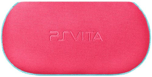 Image 1 for PlayStation Vita Soft Case for New Slim Model PCH-2000 (Pink)