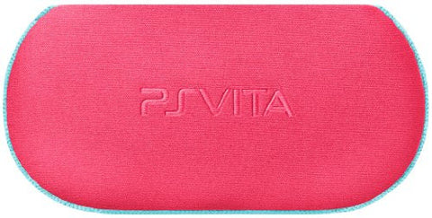 Image for PlayStation Vita Soft Case for New Slim Model PCH-2000 (Pink)