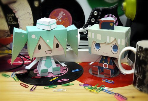 Image 2 for Vocaloid - Hatsune Miku - GraPhig - Tricolor Airline - 085 (Cospa)