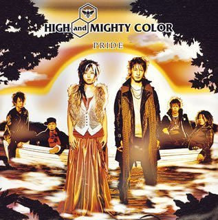 Image for PRIDE / HIGH and MIGHTY COLOR