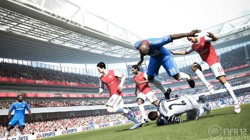 Image 5 for FIFA 12: World Class Soccer