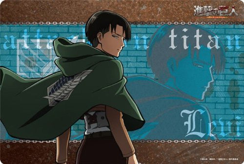 Image 1 for Shingeki no Kyojin - Levi - Large Format Mousepad - Mousepad (Broccoli)