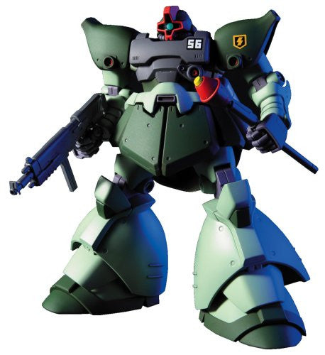 Kidou Senshi Gundam 0080 Pocket no Naka no Sensou - MS-09R-2 Rick Dom 2 - HGUC 090 - 1/144 - Light Green version (Bandai)