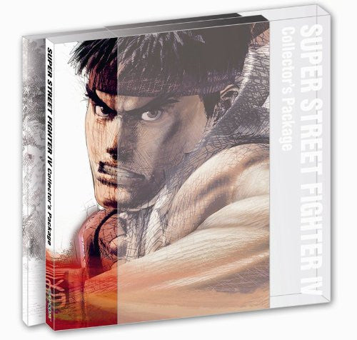 Image 2 for Super Street Fighter IV [Collectors Package]