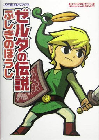 Image for The Legend Of Zelda The Minish Cap Strategy Guide Book / Gba