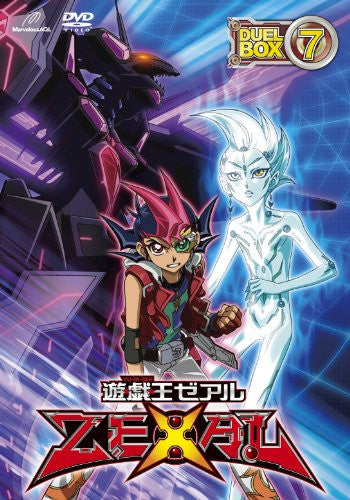 Image 1 for Yu-gi-oh Zexal Dvd Series Duelbox Vol.7