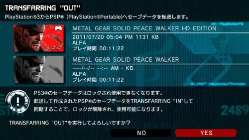 Image 5 for Metal Gear Solid: Peace Walker HD Edition [Limited Edition]