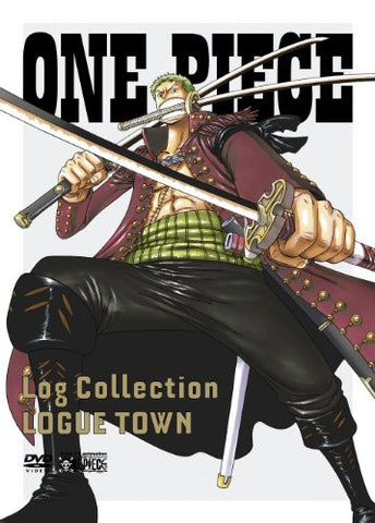 Image for One Piece Log Collection - Logue Town [Limited Pressing]