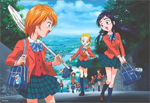 Image 5 for Futari Wa Pretty Cure Max Heart Visual Fan Book #1