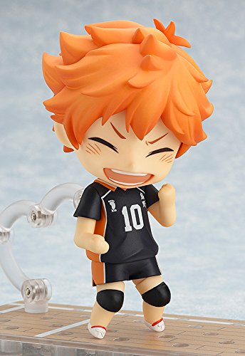 Image 6 for Haikyuu!! - Hinata Shouyou - Nendoroid #461 (Good Smile Company)