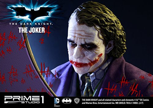 Image 6 for The Dark Knight - Joker - High Definition Museum Masterline Series HDMMDC-01 - 1/2 (Prime 1 Studio)