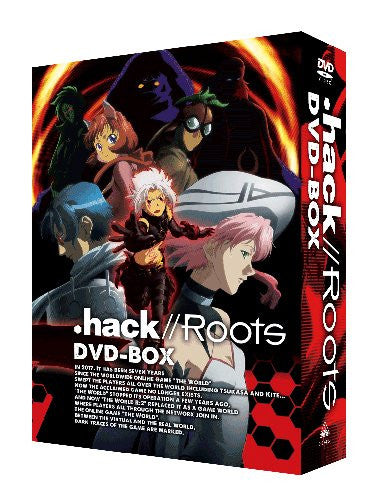Image 1 for Emotion The Best .hack//Roots DVD Box
