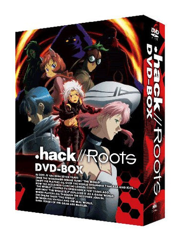 Image for Emotion The Best .hack//Roots DVD Box