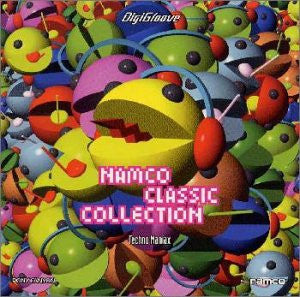 Image 1 for NAMCO CLASSIC COLLECTION Techno Maniax