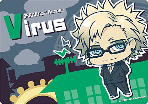 Image 1 for DRAMAtical Murder - DRAMAtical Murder re:connect - Virus - Mousepad (Gift)