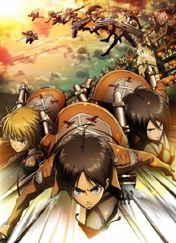 Image 1 for Attack On Titan / Shingeki No Kyojin   Art Book   5