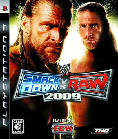 Image for WWE Smackdown vs Raw 2009