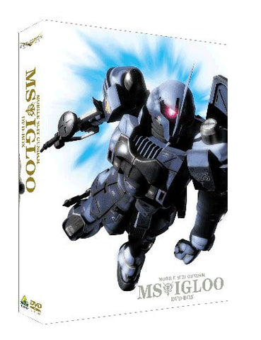 G-Selection Mobile Suit Gundam Ms Igloo DVD Box [Limited Edition]