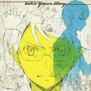 Take Your Way / livetune adding Fukase (from SEKAI NO OWARI) [Limited Edition]