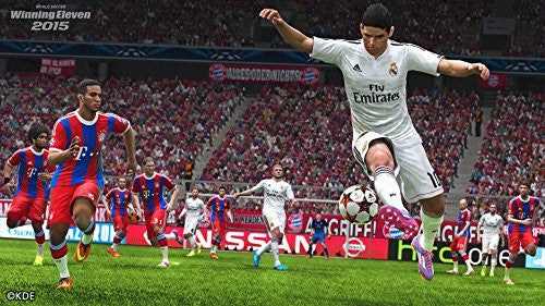Image 2 for World Soccer Winning Eleven 2015