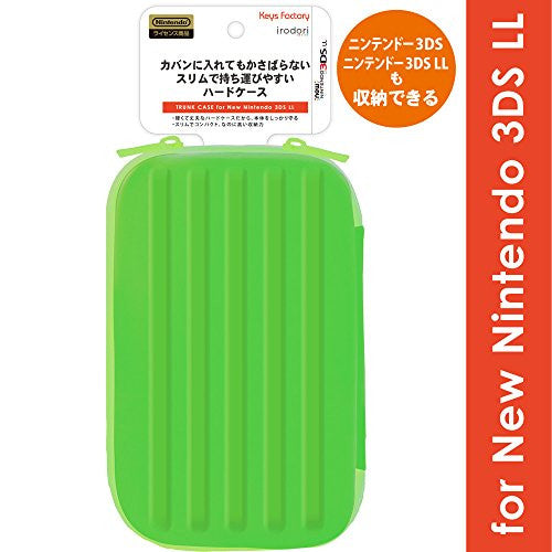 Image 1 for Trunk Case for New 3DS LL (Green)