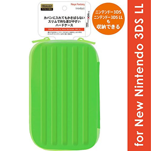 Image for Trunk Case for New 3DS LL (Green)