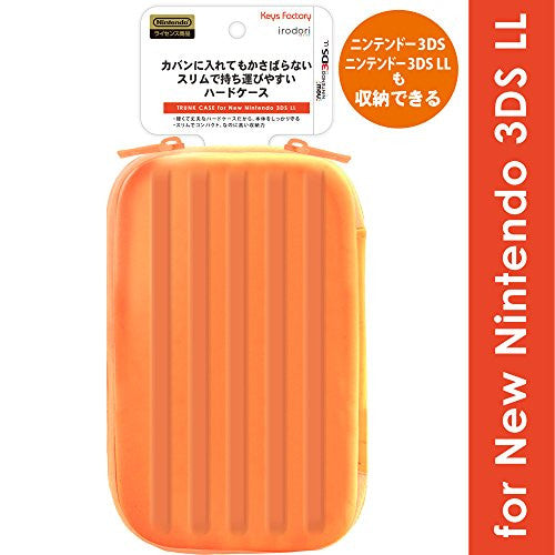 Image 1 for Trunk Case for New 3DS LL (Orange)