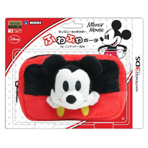 Image 1 for Disney Character Case for Nintendo 3DS [Mickey Mouse Edition]