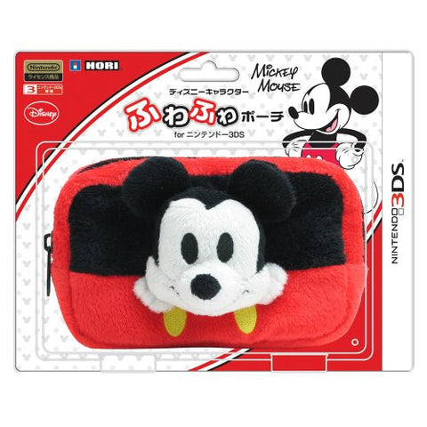 Image for Disney Character Case for Nintendo 3DS [Mickey Mouse Edition]