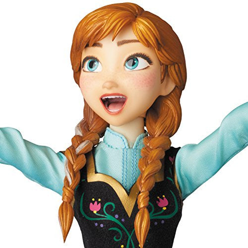 Image 2 for Frozen - Anna - Real Action Heroes No.728 - 1/6 (Medicom Toy)